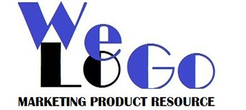 We Go Logo, Your Marketing Product Resource